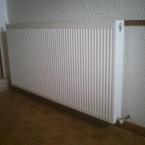 radiateur acier