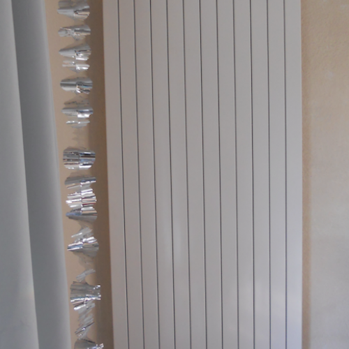 radiateur panneau acier
